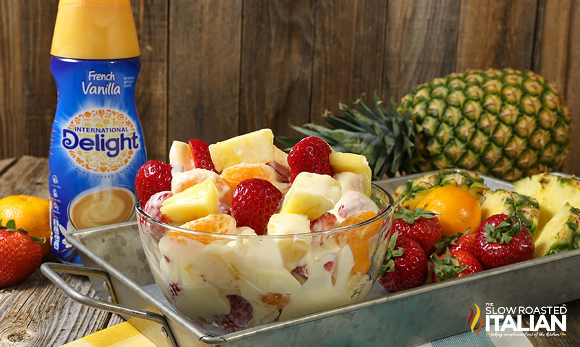recipe: cheesecake salad delight [29]