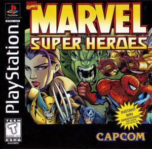 Baixar Marvel Super Heroes (1995) PS1
