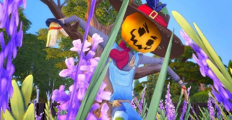 How to get Parchito or Patchy in The Sims 4: And The Four Seasons