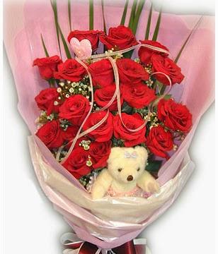 Rangkaian Bunga Yang Cantik Sebagai Kado Ulang Tahun Safa Flower