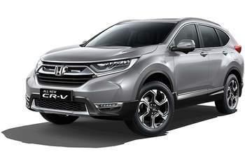 New 2018 Honda CR-V Premium SUV Wallpaper