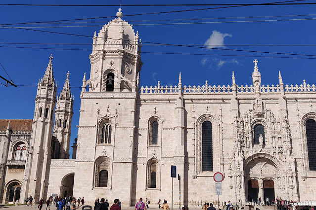 Hieronymites Monastery Lisboa