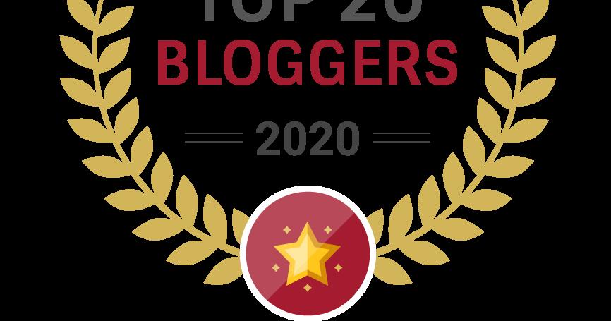 Chosen As A Top Indian Blogger In 2020 By Edarabia