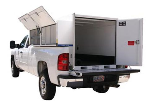 Load'N'Go, Fleetwest Transferable Truck Bodies, pickup work truck, tool box