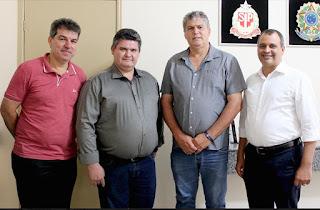 Representantes da deputada estadual Damaris Moura visitam Cajati e anunciam recurso para o município