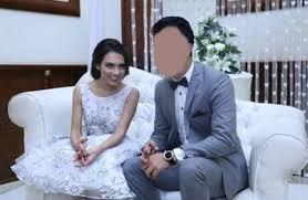 بالصور عقد قران الفنانة كارمن سليمان لن تتخيل من هو زوجها المشهور