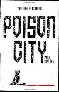 Falcata Times: URBAN FANTASY REVIEW: London Tau 1: Poison