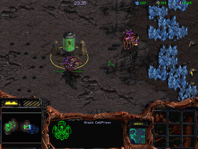 StarCraft: Brood War Mission 9: The Reckoning