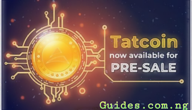Tatcoin: Full Details on Tatcoin Pre-sale