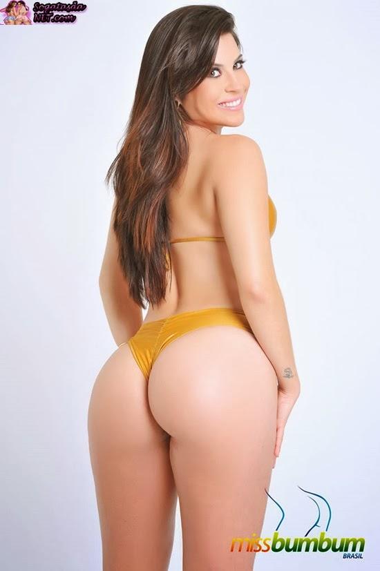 Jéssica Amaral é modelo de 22 anos e concorre pelo Pará