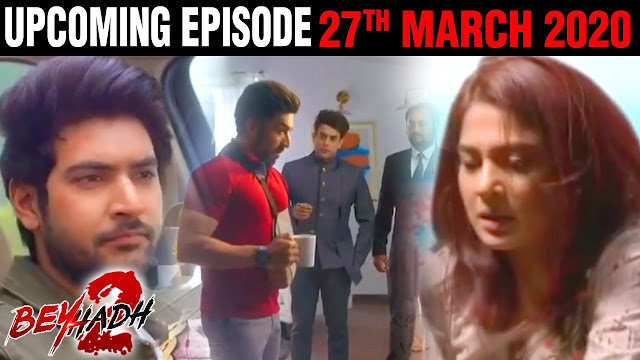 Big Twist : Maya starts her game provokes Vikram to prove his love in Beyhadh 2