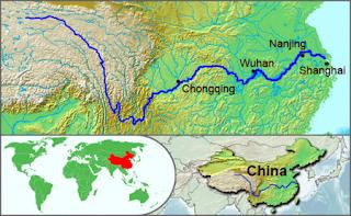 نهر اليانغتسي Yangtze River