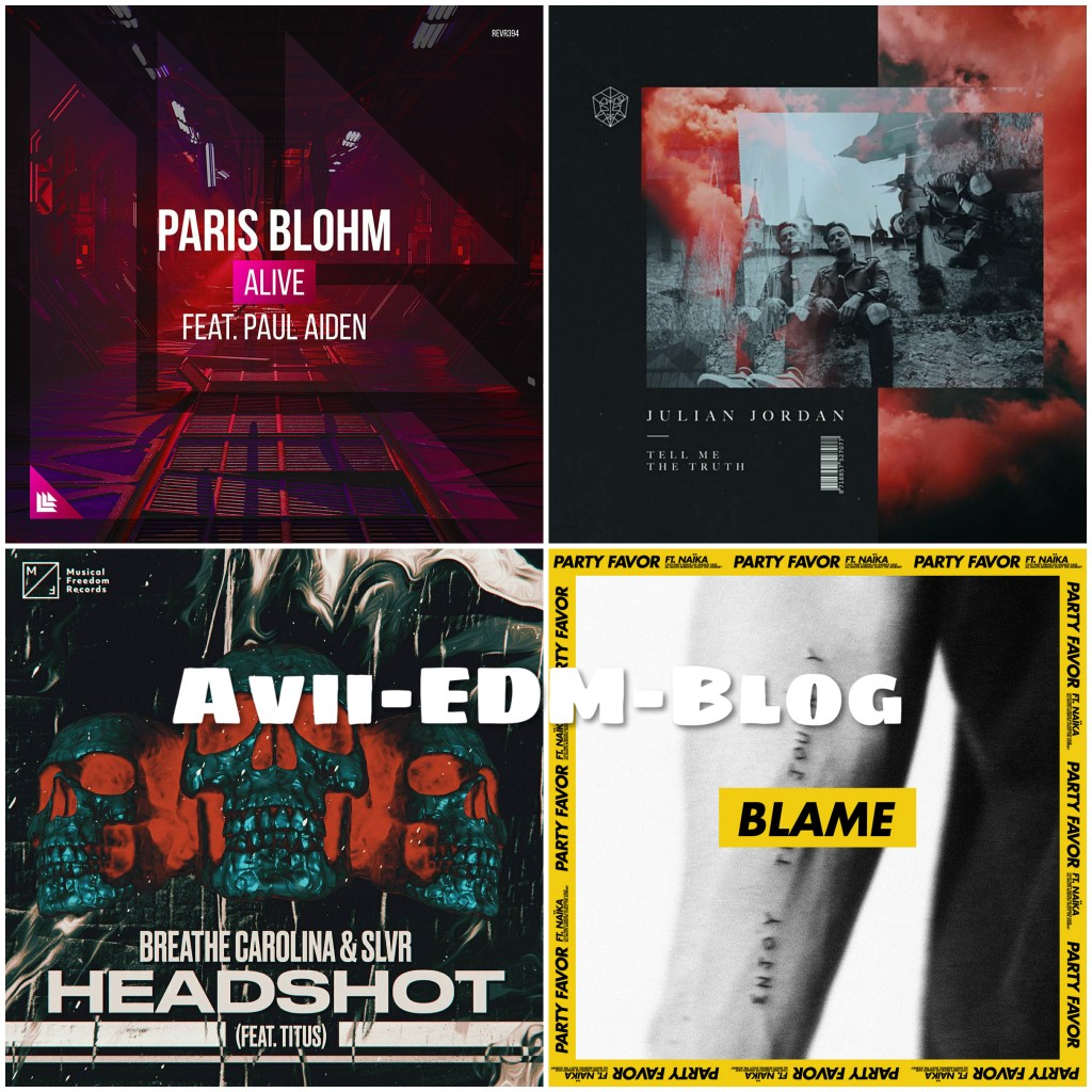 Avii-EDM-Blog: Avii-EDM-Blog Exclusive [16-11-2018 PACK]