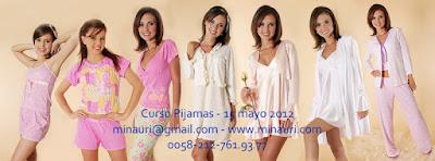 Curso Costura Ropa Dormir - Taller ABC de la Costura - Curso Costura en Caracas - Learnig Sew - Teaching Sew