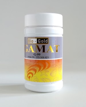 Ekstrak Gamat Bio Gold Naturafit Isi 75 Kapsul
