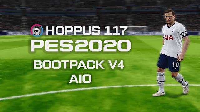 Hoppus117 Boots Pack eFootball PES 2020 V4
