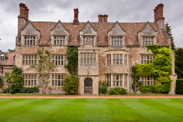 Cambridgeshire stately home of Anglesey Abbey