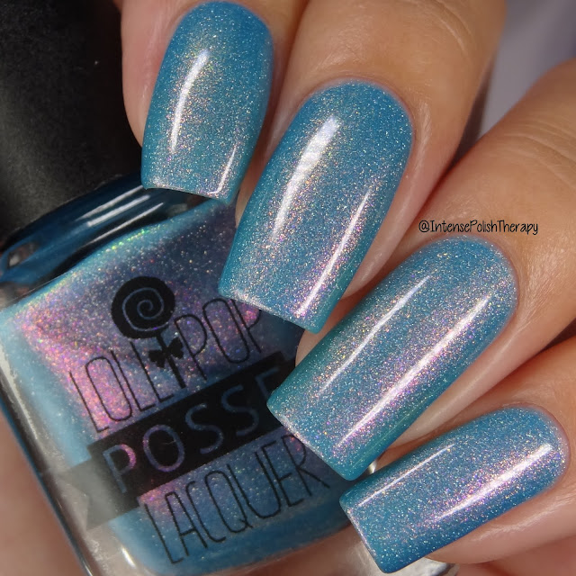 Lollipop Posse Lacquer Seriously Fudged Up
