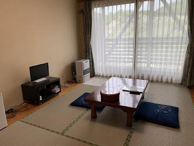 ニセコ五色温泉旅館の客室