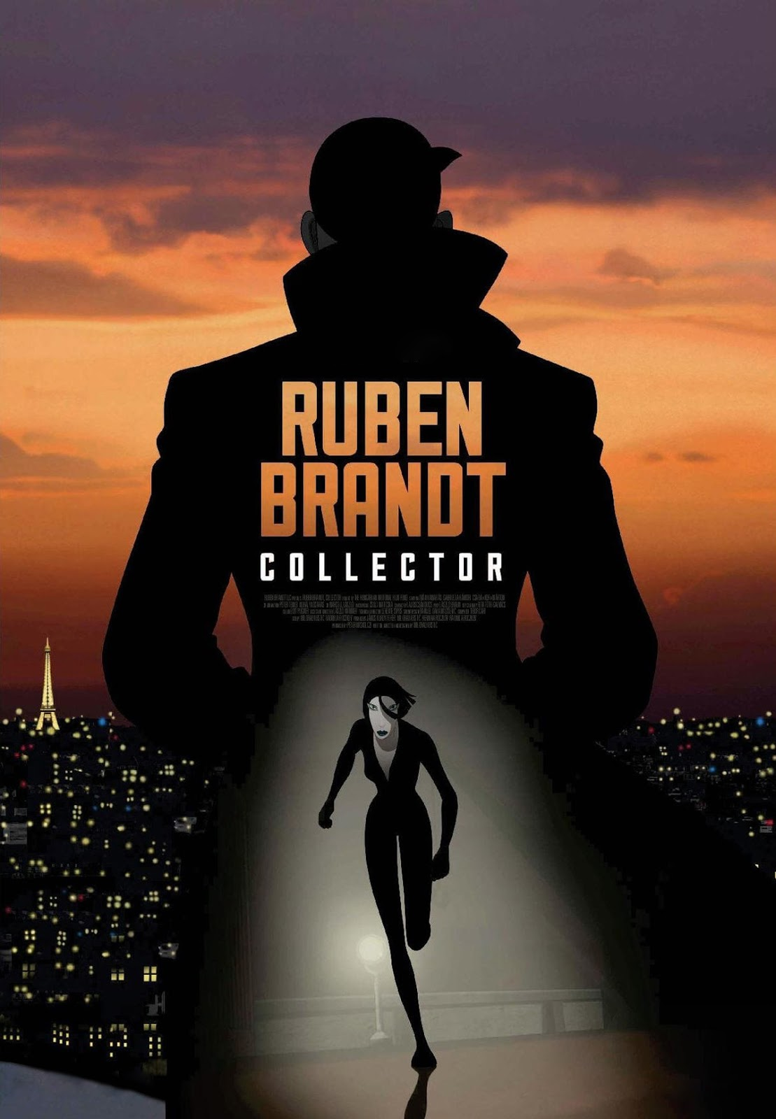 Ruben Brandt, Collector [2018] [CUSTOM HD] [DVDR] [NTSC] [Latino]