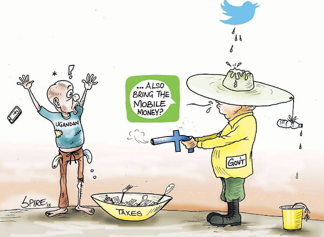 UGANDA: #SocialMediaTax free VPN for MTN, Airtel – Peril Of