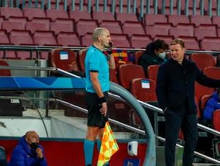 Big loss to PSG a reality check for Barcelona