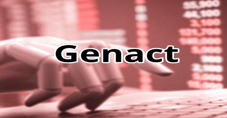 Genact : A Nonsense Activity Generator