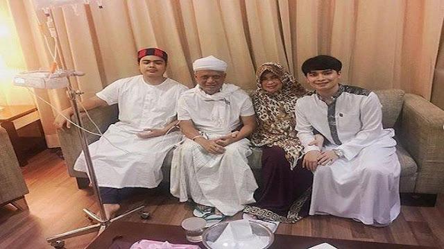Dua Putra Ustaz Arifin Ilham Kabarkan Ayahnya Bukan Sakit Kanker