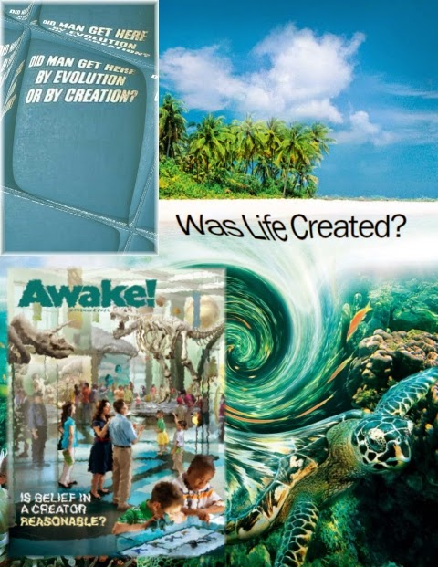 Cults like Jehovah's Witnesses, atheists and other compromisers will use the creation-evolution issue to lure you into their schemes. We need to be discerning about what materials we read and what we use to prove our points.