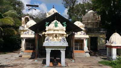 Sarguna Lingeswarar Temple Marudanallur