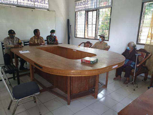Mediasi Sengketa Sebidang Tanah Diwilayah Binaan Personel Jajaran Kodim 0207/Simalungun Turut Serta Hadiri