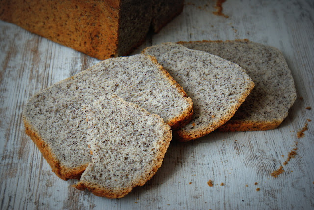 chleb,chleb z automatu,Vog,mak,olej kokosowy,Skworcu,Mlynomag
