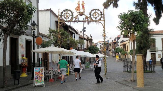 Teror auf Gran Canaria (C) privat