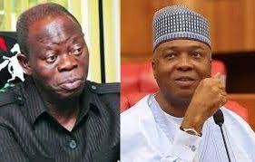 Oshiomhole Sacks All Kwara APC Leadership Loyal To Saraki