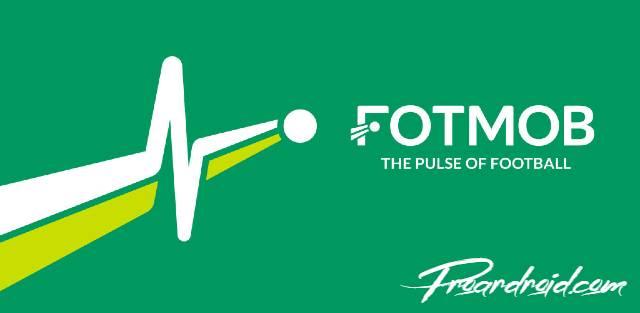 تطبيق تتبع النتائج المباشرة للمباريات FotMob Pro النسخة المدفوعة للأندرويد