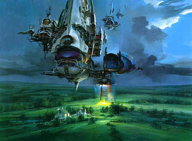 John Berkey painting