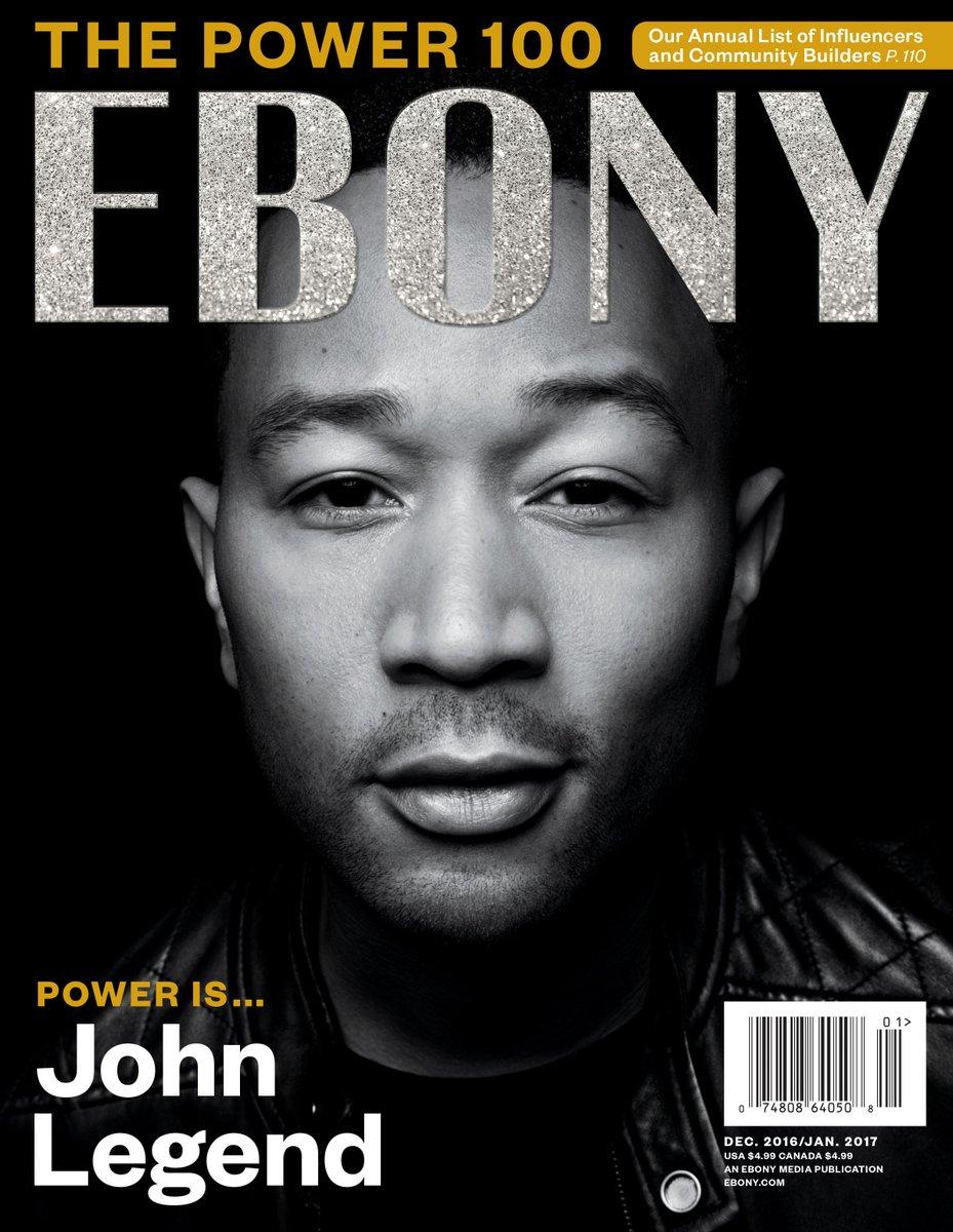 Perajok & Kanye West (в месте): John Legend Covers EBONY
