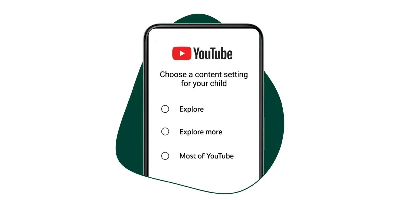 يتم الإشراف على YouTube للأطفال والمراهقين الأكبر سنًا قريبًا