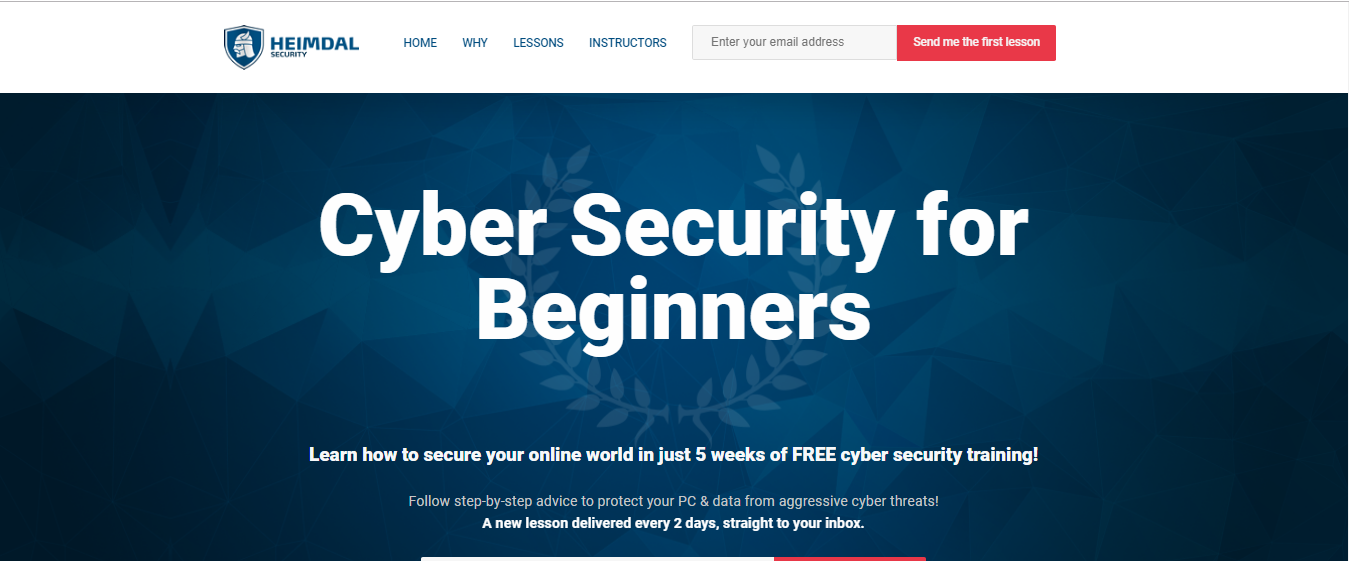 10 Free Cyber Security Specialist Course - Links and Cyber Security