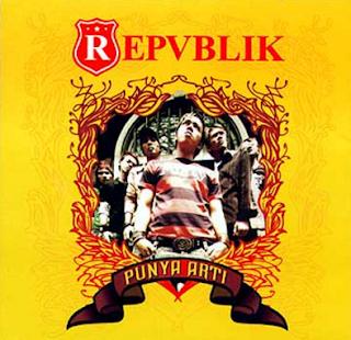 Kumpulan Lagu Mp3 Terbaik Repvblik Full Album Punya Arti (2007) Lengkap