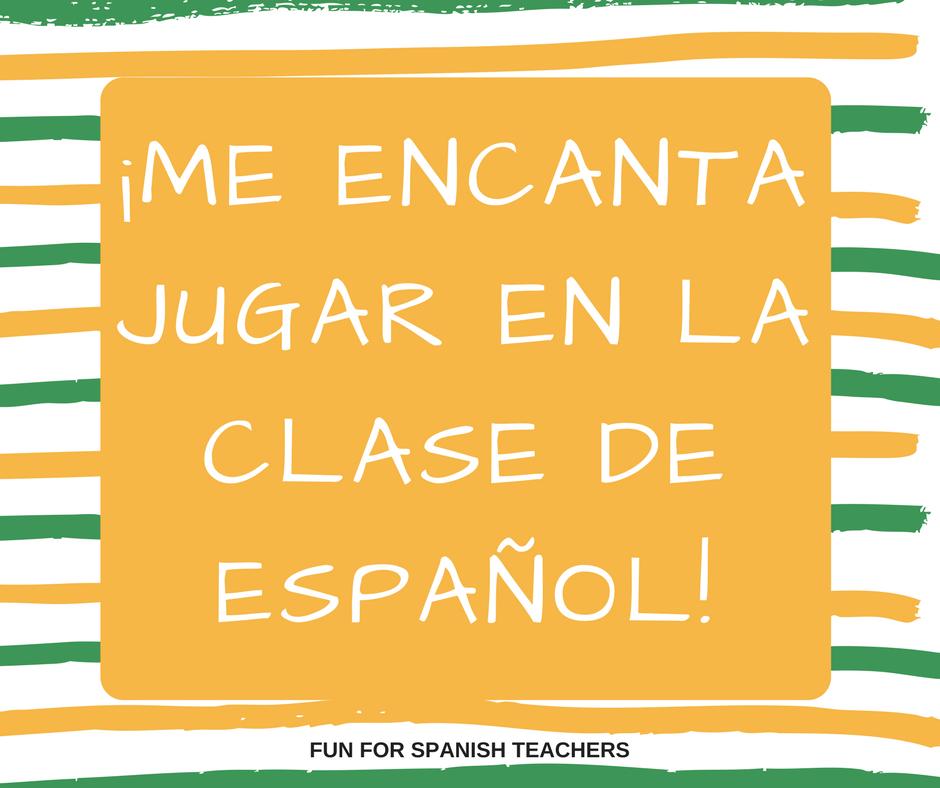 17 Fun Games To Play In Spanish Class Fun For Spanish