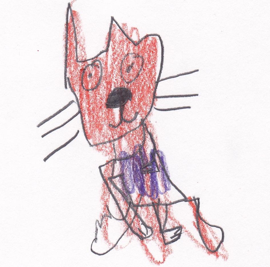 Mo Willems Doodles April 2011
