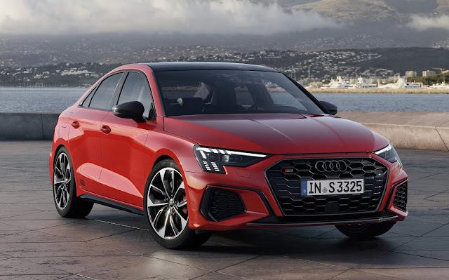 Audi S3 Sedan 2021 - interior