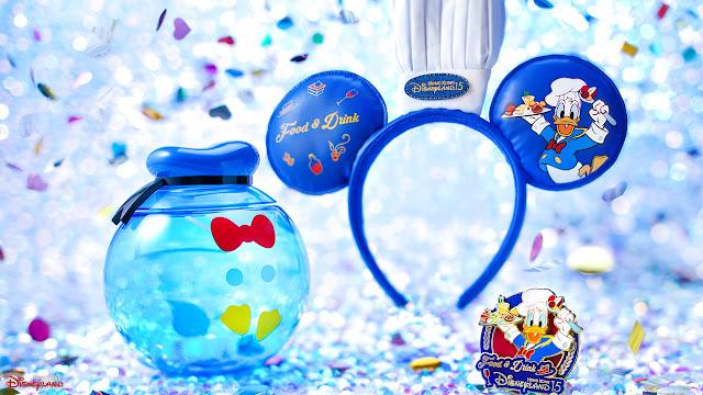 """香港迪士尼樂園 首推「皇室佳釀美食節」2021年4月29日或之前可享早鳥優惠, Hong Kong Disneyland proudly present the first-ever """"The Royal Food and Drink Fair"""" and guests can enjoy th"""