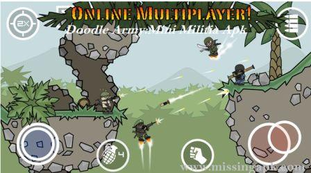 Download Doodle Army:Mini Militia Hack Apk-www.missingapk.com