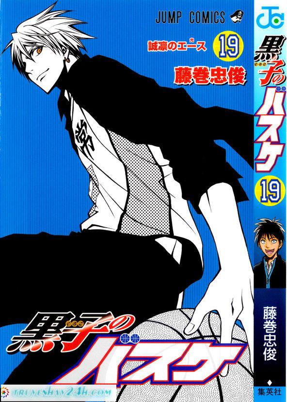 Kuroko No Basket chap 163 trang 1