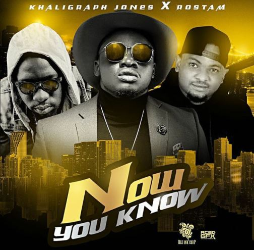 Khaligraph Jones Ft. ROSTAM (Roma & Stamina) - Now You Know