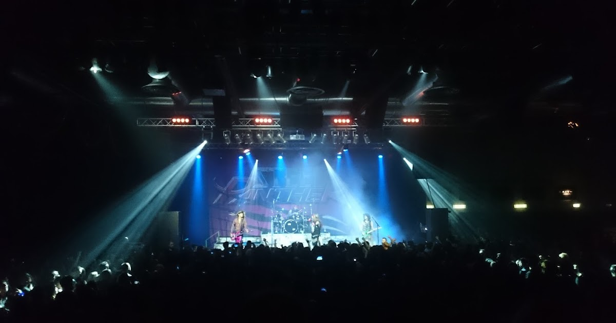 Steel Panther - Milano, 28/9/2016