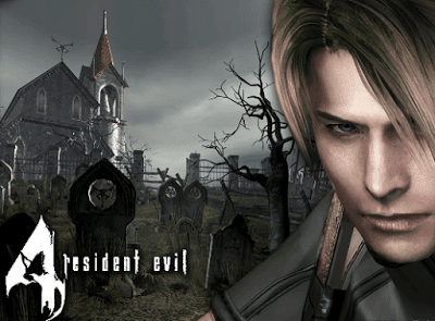 Download Resident Evil 4 PPSSPP Apk Mod ISO/CSO Data Terbaru Android