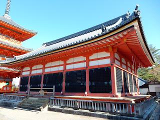 清水寺経堂